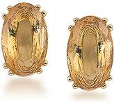 Carolee Cosmopolitan Club Stud Earrings