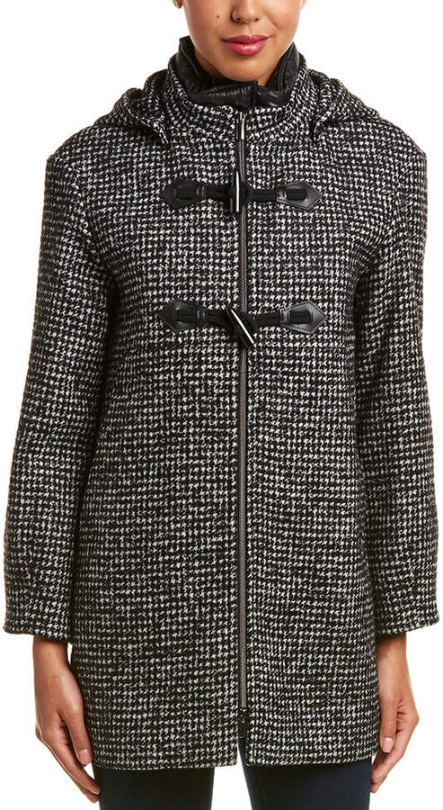 Cinzia Rocca Icons Wool-Blend Coat