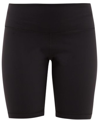 Wardrobe NYC Release 02 High-rise Technical Cycling Shorts - Black