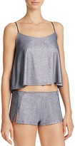 Only Hearts Metallic Jersey Cami