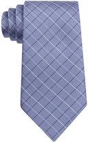 Calvin Klein Boys' Etched Grid Tie