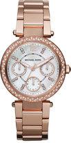 MICHAEL Michael Kors Women's Michael Kors 'Parker - Mini' Multifunction Watch, 33Mm