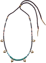 Lizzie Fortunato Simple Necklace - Navajo