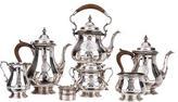 Gorham Sterling Silver Kensington Tea Set