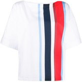 Marni striped printed T-shirt