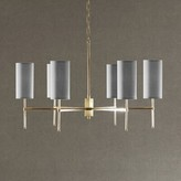 Madison Home USA Conrad 6-Light Shaded Classic / Traditional Chandelier Signature