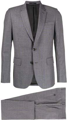 Paul Smith check pattern suit