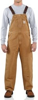 Carhartt Unlined Duck Bib Overalls - Factory Seconds (For Big and Tall Men)