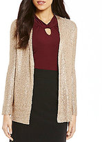 Alex Marie Forever And A Gala Marcel Sequin Cardigan