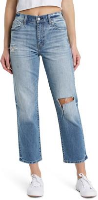 DAZE Straight Up Ankle Jeans