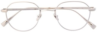 EQUE.M Waterdrop SS circle glasses