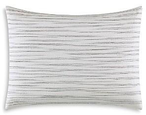 Vera Wang Layered Geometric Decorative Pillow, 15 x 20