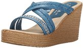 Sbicca Women's Zennia Wedge Sandal