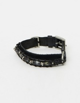 Scotch & Soda Leather Bracelet