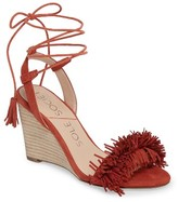 Sole Society Women's Rosea Ankle Wrap Sandal