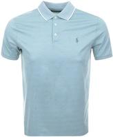 Ralph Lauren Tipped Polo T Shirt Green