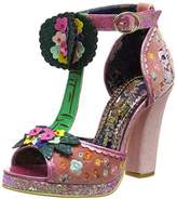 Irregular Choice Women May Meadow Ankle Strap Sandals,38 EU