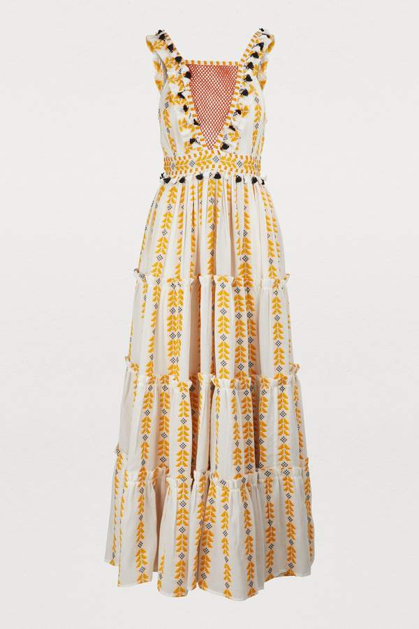 Dodo Bar Or Alicia maxi dress