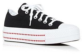 Converse Chuck Taylor All Star Platform Low-Top Sneakers