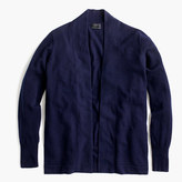 J.Crew Italian cashmere long open cardigan sweater