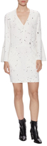 Derek Lam Bell Sleeve Shift Dress