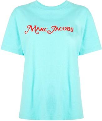 Marc Jacobs oversized logo T-shirt