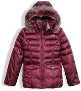 The North Face Gotham 2.0 Down Hooded Jacket w/ Faux-Fur Trim, Red, Size XXS-XL