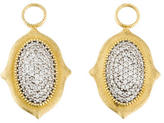 Jude Frances 18K Moroccan Diamond Earring Charms