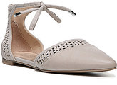 Franco Sarto Shirley d'Orsay Leather Flats
