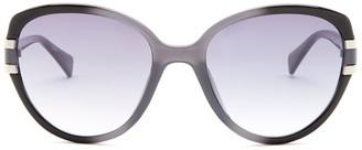 Diane von Furstenberg 57mm Gwen Oversized Sunglasses