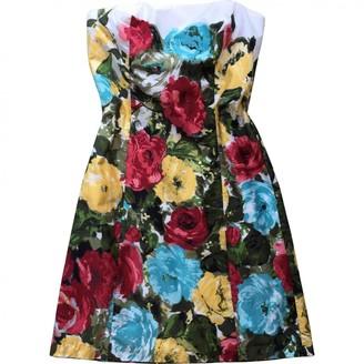 Ann Taylor Multicolour Cotton Dress for Women