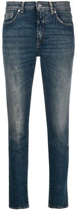 DEPARTMENT 5 Cropped Jeans