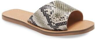 Matisse Sage Slide Sandal