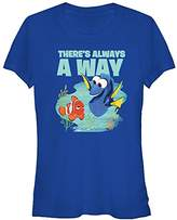 Fifth Sun Juniors Finding Dory Always a Way Graphic Tee