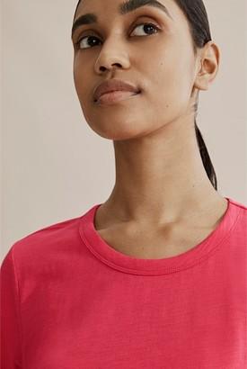 Country Road Short Sleeve Australian Cotton Slub T-Shirt