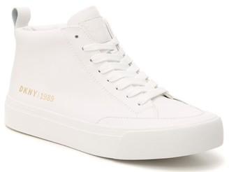 DKNY Rivka High-Top Sneaker