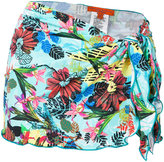 Ermanno Scervino tropical print sarong
