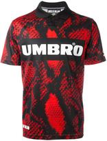House of Holland x Umbro football top - unisex - Polyester - M