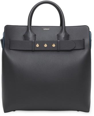 Burberry The Large Leather Triple Stud Belt Bag