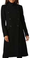 Jigsaw Maritime Coat, Black