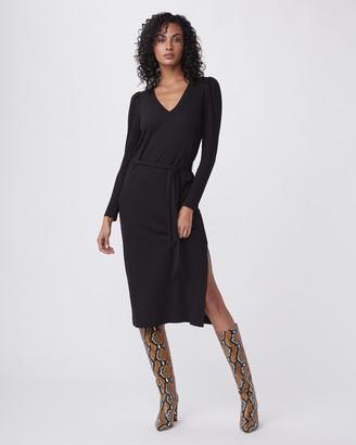 Paige Istus Dress-Black