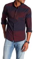 Levi's Ravage Long Sleeve Plaid Pocket Shirt