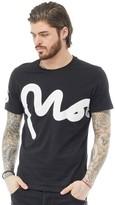 Money Mens Big T-Shirt Black