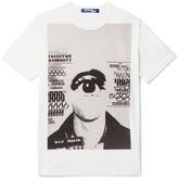 Junya Watanabe - Printed Cotton-jersey T-shirt