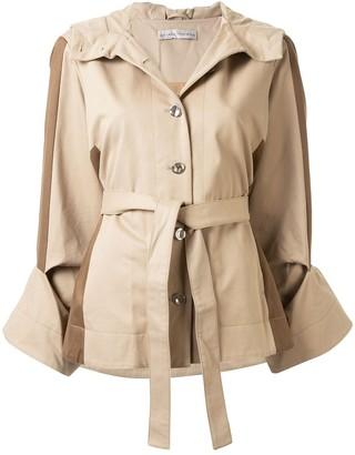 Palmer Harding Palmer / Harding cropped hooded jacket