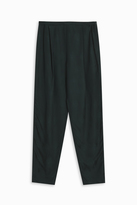 Rosetta Getty Pleated Front Trousers