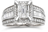 JCPenney FINE JEWELRY Harmony Eternally in Love 1-1/2 CT. T.W. Certified Diamond Engagement Ring