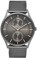 Skagen Men's SKW6180 Holst Grey Mesh Watch