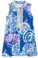 Lilly Pulitzer R) Mini Jane Shift Dress
