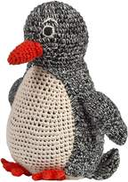 Anne Claire Hand-Crocheted Organic Cotton Penguin
